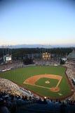 Stadio dei Dodgers - Los Angeles Dodgers Fotografie Stock