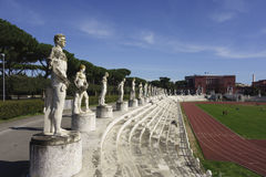 Stadio dei Marmi Royalty Free Stock Photo