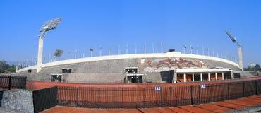 Stadio del olympique del Messico Fotografia Stock Libera da Diritti