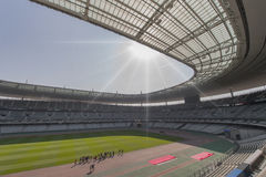 Stadio dello Stade de France Immagine Stock Libera da Diritti