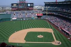 Stadio di Anaheim Fotografia Stock