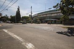 Stadio di Brinco de Ouro da Princesa - Campinas/SP - il Brasile fotografie stock libere da diritti