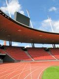 Stadio di calcio Fotografie Stock Libere da Diritti