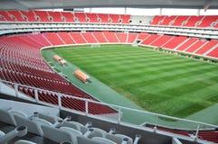 Stadio di calcio Fotografie Stock