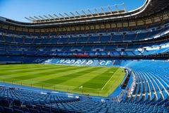 Stadio di calcio Madrid Spagna immagini stock