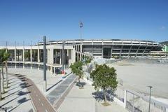 Stadio di calcio Rio Brazil di calcio di Maracana Fotografie Stock