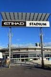 Stadio di Etihad dei Docklands - Melbourne Fotografia Stock
