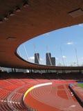 Stadio di football americano fotografia stock