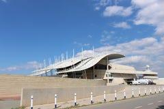 Stadio di football americano di sistema di preferenze generalizzate a Nicosia Immagini Stock Libere da Diritti