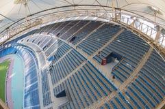 Stadio di Jaber Immagine Stock Libera da Diritti