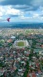 Stadio di Kridosono di Yogyakarta Immagini Stock