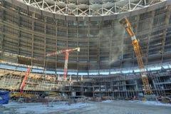 Stadio di Luzhniki Fotografia Stock
