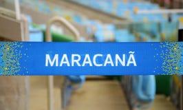 Stadio di Maracana Fotografie Stock