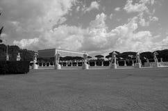 Stadio di marmo - Foro Italico Fotografie Stock Libere da Diritti