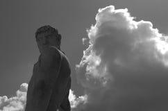 Stadio di marmo - Foro Italico Fotografie Stock