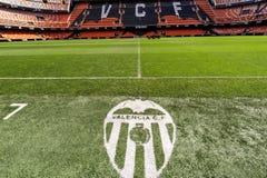 Stadio di Mestalla Fotografia Stock