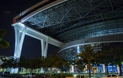 Stadio di Miami Marlins Fotografia Stock Libera da Diritti