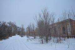 Stadio di Monolit, Volgograd Fotografie Stock