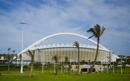 Stadio di Moses Mabhida fotografia stock libera da diritti
