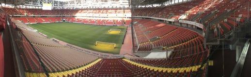 Stadio di Spartak dell'arena di Otkritie a Mosca Immagini Stock Libere da Diritti