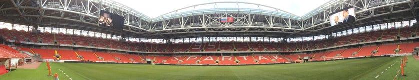 Stadio di Spartak dell'arena di Otkritie a Mosca Fotografia Stock