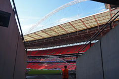 Stadio di Wembley Immagini Stock