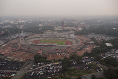 Stadio Messico 68 dell'università fotografia stock libera da diritti