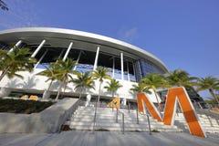 Stadio Miami FL del parco di Marlins Fotografie Stock Libere da Diritti