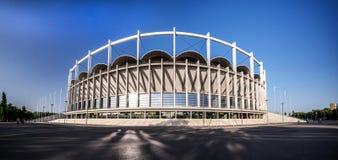 Stadio nazionale dell'arena fotografie stock