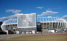 Stadio nazionale olimpico fotografia stock