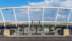 Stadio nazionale Slesiano Immagini Stock Libere da Diritti