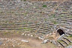 Stadio nei Aphrodisias Immagine Stock Libera da Diritti