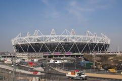 Stadio olimpico 2012 Fotografie Stock
