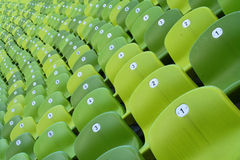 Stadio olimpico Fotografia Stock