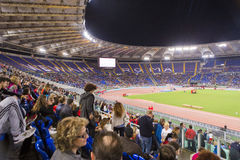Stadio-olimpico Stockfotografie