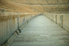 Stadio olimpico a Atene Fotografie Stock