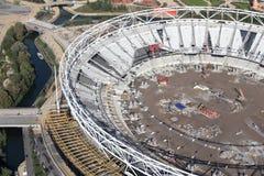 Stadio olimpico di Londra Fotografia Stock Libera da Diritti