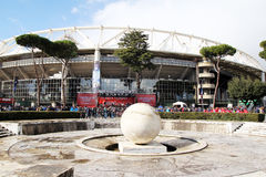 Stadio olimpico Royalty Free Stock Photography
