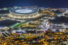 Stadio Sudafrica di Città del Capo fotografia stock