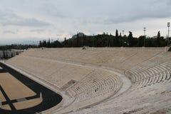stadion论坛在雅典 免版税库存照片