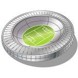 Stadion Royaltyfria Bilder