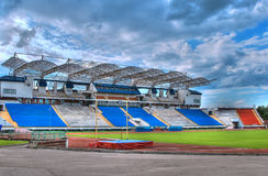 Stadion Lizenzfreies Stockfoto