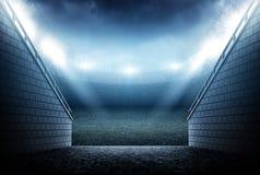 stadion Royaltyfria Foton