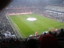 stadion stock afbeelding