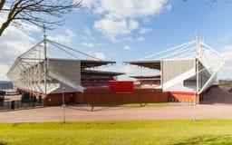 Stadion Bet365 arkivbilder