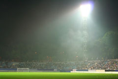 stadion bitwy Obrazy Royalty Free