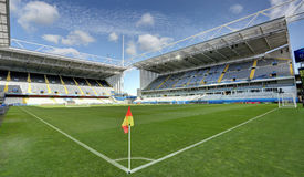 Stadion Bollaert-Delelis, Linse, Frankreich Lizenzfreies Stockfoto