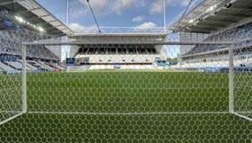 Stadion Bollaert-Delelis, Linse, Frankreich Stockfotos