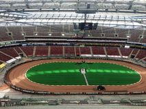 Stadion de Varsóvia Imagem de Stock Royalty Free