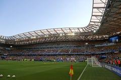 Stadion der Allianzs Riviera in Nizza, Frankreich Stockfoto
